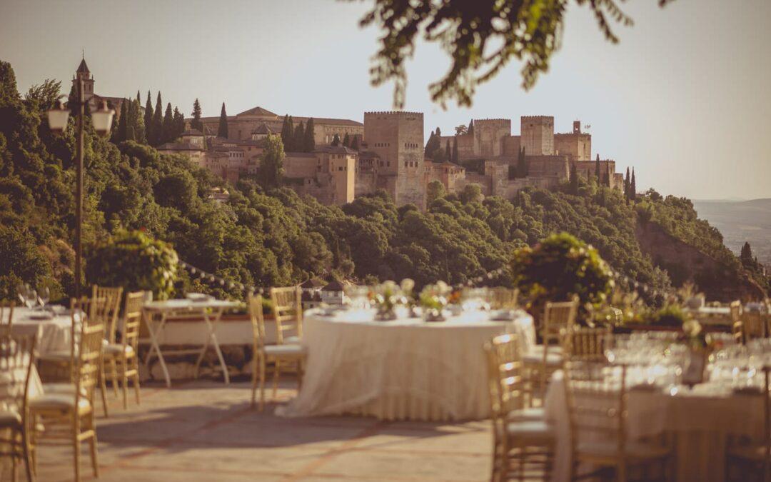 Juan Luis & Leticia. Bajo el embrujo de la Alhambra